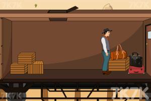 《追击铁路大盗》游戏画面4