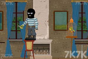 《疯狂的盗贼》截图2