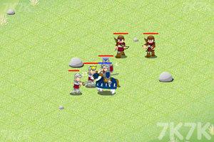 《古罗马战役》游戏画面5