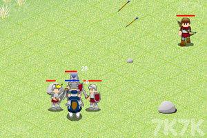 《古罗马战役》游戏画面2
