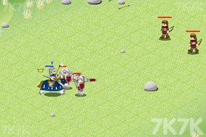 《古罗马战役》游戏画面1
