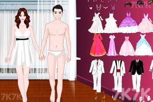 《做婚礼策划人》游戏画面3