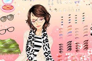 《新款性感豹纹衫》游戏画面7