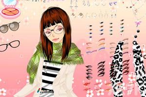 《新款性感豹纹衫》游戏画面8
