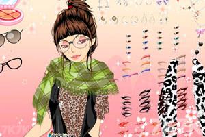 《新款性感豹纹衫》游戏画面10