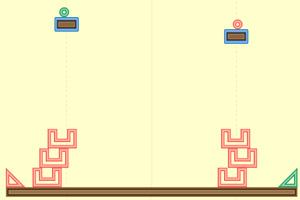《对称平衡3选关版》游戏画面1