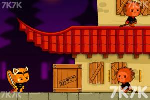 《剑猫一刀流无敌版》游戏画面4