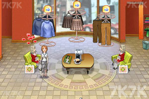 《开家服装店》游戏画面4