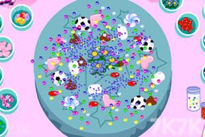 《冰淇淋蛋糕店》游戏画面10