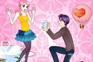《浪漫求婚记》游戏画面2