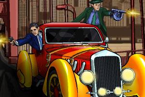 《黑帮跑车》游戏画面1