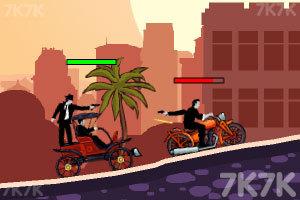 《黑帮跑车》游戏画面3