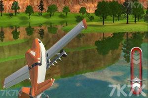 《飞机总动员》游戏画面2