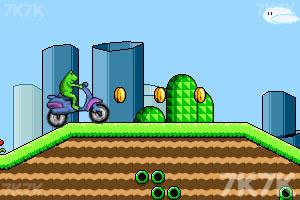 《青蛙环游世界》游戏画面1