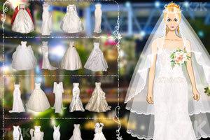 《巴黎浪漫婚纱》游戏画面5