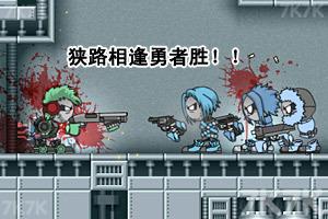 《机械小兵竞技场4》游戏画面1