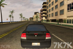 《速度与激情5》游戏画面2