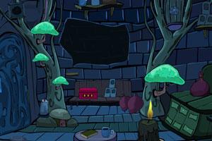 《黑暗洞穴逃生》游戏画面1