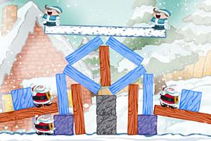 《不愤怒的圣诞老人》游戏画面1