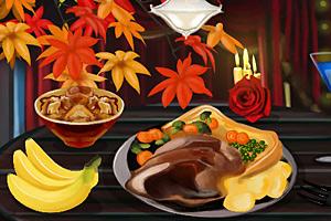 《秋季晚宴》游戏画面1