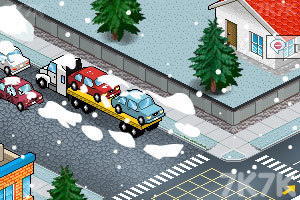 《称职的交警冬季版》游戏画面4