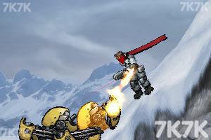 《入侵者2试玩无敌版》截图4