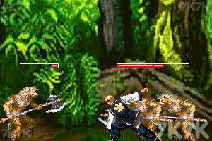 《枫之传说》游戏画面2