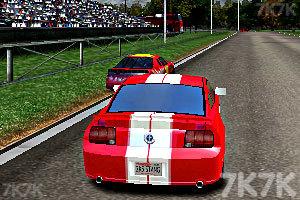 《豪车竞速大赛》游戏画面1