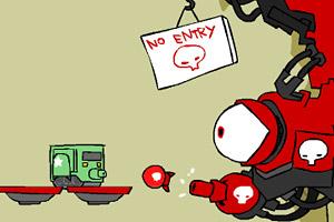 《超级坦克无敌版》游戏画面1
