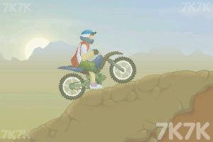 《特技摩托2》游戏画面1