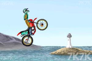 《摩托车特技赛》游戏画面4