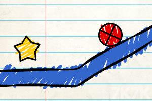 《画线小球》游戏画面2