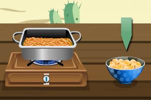 《墨西哥海鲜饭》游戏画面1