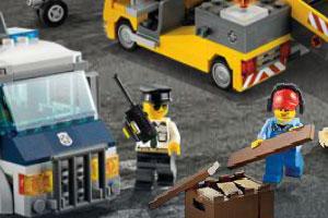 《乐高机场安检》游戏画面1