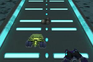 《激光飞船驾驶》游戏画面1