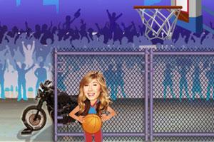 《萨姆投篮练习》游戏画面1