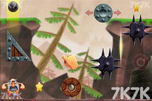 《进击的海盗无敌版》游戏画面4