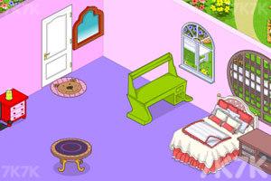 《豪华公主卧室》游戏画面3