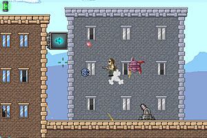 《机器人猎人无敌版》截图1
