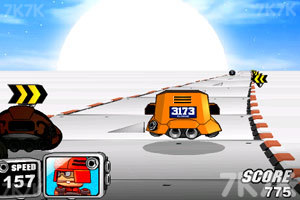 《太空赛车》游戏画面4