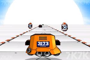 《太空赛车》游戏画面5