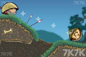 《小小忍者大反击》游戏画面5