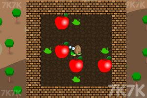 《小蜗牛推苹果2》游戏画面4