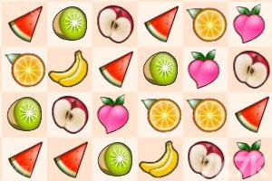 《水果对对碰》游戏画面2