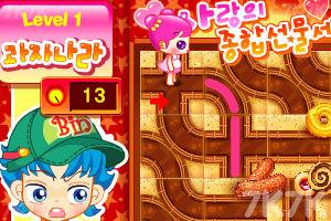 《阿sue吃零食》游戏画面4