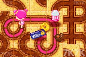 《阿sue吃零食》游戏画面2