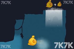 《营救潜水员无敌版》游戏画面5