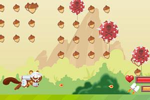 《空中松鼠大战无敌版》游戏画面1