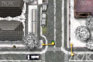 《圣诞大卡车停车》截图1