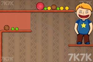 《吃货吃糖豆》游戏画面4